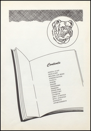 Page 5, 1955 Edition, Millsap High School - Bulldog Yearbook (Millsap, TX) online yearbook collection