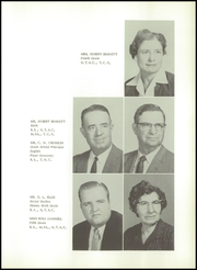 Page 13, 1958 Edition, Millsap High School - Bulldog Yearbook (Millsap, TX) online yearbook collection