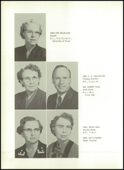 Page 14, 1958 Edition, Millsap High School - Bulldog Yearbook (Millsap, TX) online yearbook collection