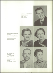 Page 15, 1958 Edition, Millsap High School - Bulldog Yearbook (Millsap, TX) online yearbook collection
