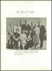 Page 6, 1958 Edition, Millsap High School - Bulldog Yearbook (Millsap, TX) online yearbook collection