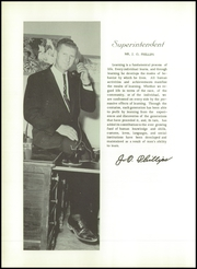 Page 8, 1958 Edition, Millsap High School - Bulldog Yearbook (Millsap, TX) online yearbook collection