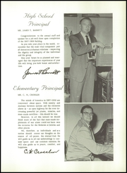 Page 9, 1958 Edition, Millsap High School - Bulldog Yearbook (Millsap, TX) online yearbook collection