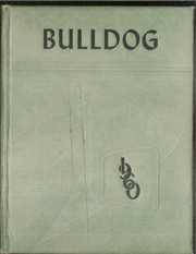 Page 1, 1960 Edition, Millsap High School - Bulldog Yearbook (Millsap, TX) online yearbook collection
