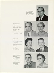 Page 13, 1960 Edition, Millsap High School - Bulldog Yearbook (Millsap, TX) online yearbook collection