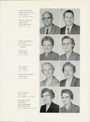 Page 15, 1960 Edition, Millsap High School - Bulldog Yearbook (Millsap, TX) online yearbook collection