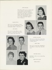 Page 19, 1960 Edition, Millsap High School - Bulldog Yearbook (Millsap, TX) online yearbook collection