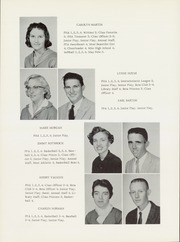 Page 20, 1960 Edition, Millsap High School - Bulldog Yearbook (Millsap, TX) online yearbook collection