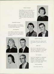 Page 21, 1960 Edition, Millsap High School - Bulldog Yearbook (Millsap, TX) online yearbook collection