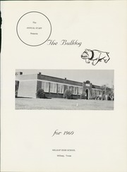 Page 5, 1960 Edition, Millsap High School - Bulldog Yearbook (Millsap, TX) online yearbook collection