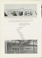 Page 6, 1960 Edition, Millsap High School - Bulldog Yearbook (Millsap, TX) online yearbook collection