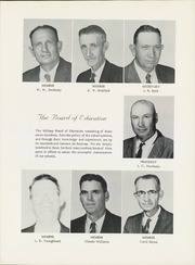 Page 9, 1960 Edition, Millsap High School - Bulldog Yearbook (Millsap, TX) online yearbook collection