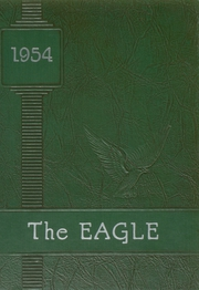 1954 Edition, Woodsboro High School - Eagle Yearbook (Woodsboro, TX)