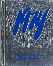 1974 Edition, Blooming Grove High School - Monarch Yearbook (Blooming Grove, TX)