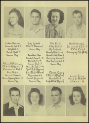 Page 14, 1945 Edition, Ralls High School - Jackrabbit Yearbook (Ralls, TX) online yearbook collection