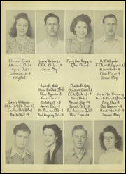 Page 16, 1945 Edition, Ralls High School - Jackrabbit Yearbook (Ralls, TX) online yearbook collection