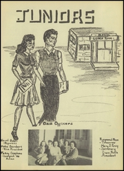 Page 17, 1945 Edition, Ralls High School - Jackrabbit Yearbook (Ralls, TX) online yearbook collection