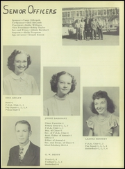Page 15, 1949 Edition, Ralls High School - Jackrabbit Yearbook (Ralls, TX) online yearbook collection