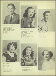 Page 16, 1949 Edition, Ralls High School - Jackrabbit Yearbook (Ralls, TX) online yearbook collection