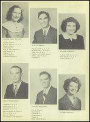 Page 17, 1949 Edition, Ralls High School - Jackrabbit Yearbook (Ralls, TX) online yearbook collection
