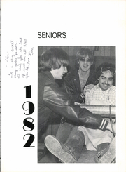 Page 13, 1982 Edition, Caddo Mills High School - Fox Yearbook (Caddo Mills, TX) online yearbook collection
