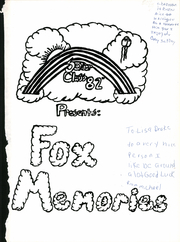 Page 5, 1982 Edition, Caddo Mills High School - Fox Yearbook (Caddo Mills, TX) online yearbook collection