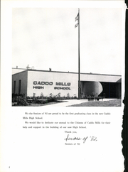 Page 6, 1982 Edition, Caddo Mills High School - Fox Yearbook (Caddo Mills, TX) online yearbook collection