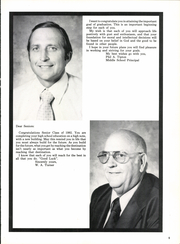 Page 9, 1982 Edition, Caddo Mills High School - Fox Yearbook (Caddo Mills, TX) online yearbook collection