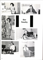 Page 12, 1969 Edition, Rogers High School - Eagle Yearbook (Rogers, TX) online yearbook collection