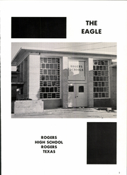 Page 5, 1969 Edition, Rogers High School - Eagle Yearbook (Rogers, TX) online yearbook collection