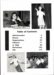 Page 8, 1969 Edition, Rogers High School - Eagle Yearbook (Rogers, TX) online yearbook collection