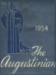 1954 Edition, St Augustine School - Augustinian Yearbook (Laredo, TX)