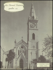 Page 11, 1954 Edition, St Augustine School - Augustinian Yearbook (Laredo, TX) online yearbook collection