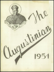 Page 6, 1954 Edition, St Augustine School - Augustinian Yearbook (Laredo, TX) online yearbook collection