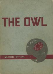 Page 1, 1955 Edition, Hale Center High School - Owl Yearbook (Hale Center, TX) online yearbook collection