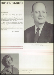 Page 13, 1955 Edition, Hale Center High School - Owl Yearbook (Hale Center, TX) online yearbook collection