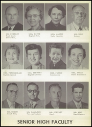 Page 15, 1955 Edition, Hale Center High School - Owl Yearbook (Hale Center, TX) online yearbook collection