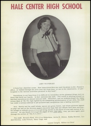 Page 6, 1955 Edition, Hale Center High School - Owl Yearbook (Hale Center, TX) online yearbook collection