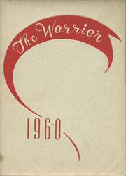 1960 Edition, Jim Ned High School - Warrior Yearbook (Tuscola, TX)
