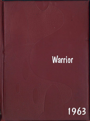 1963 Edition, Jim Ned High School - Warrior Yearbook (Tuscola, TX)