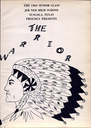 Page 5, 1963 Edition, Jim Ned High School - Warrior Yearbook (Tuscola, TX) online yearbook collection