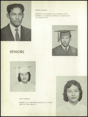 Page 10, 1957 Edition, Reicher Catholic High School - Chi Roan Yearbook (Waco, TX) online yearbook collection