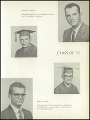 Page 11, 1957 Edition, Reicher Catholic High School - Chi Roan Yearbook (Waco, TX) online yearbook collection