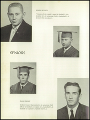 Page 12, 1957 Edition, Reicher Catholic High School - Chi Roan Yearbook (Waco, TX) online yearbook collection