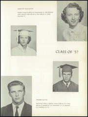 Page 15, 1957 Edition, Reicher Catholic High School - Chi Roan Yearbook (Waco, TX) online yearbook collection