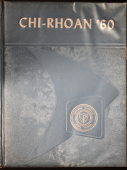 1960 Edition, Reicher Catholic High School - Chi Roan Yearbook (Waco, TX)