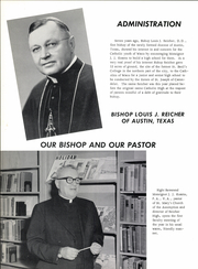 Page 10, 1960 Edition, Reicher Catholic High School - Chi Roan Yearbook (Waco, TX) online yearbook collection