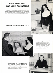 Page 11, 1960 Edition, Reicher Catholic High School - Chi Roan Yearbook (Waco, TX) online yearbook collection