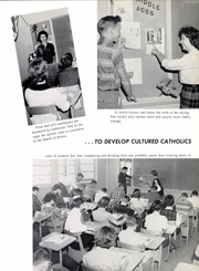 Page 17, 1960 Edition, Reicher Catholic High School - Chi Roan Yearbook (Waco, TX) online yearbook collection
