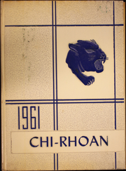 1961 Edition, Reicher Catholic High School - Chi Roan Yearbook (Waco, TX)